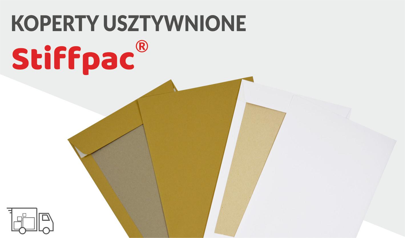 Koperty usztywniane na akta i dokumenty - Kuvert Polska